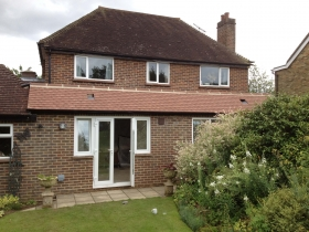 Extension - Westhumble completed