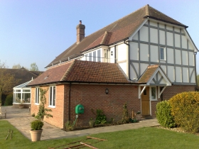 Side and rear extension - Rookwood Park