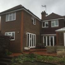 Two storey extension - Horsham
