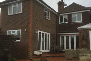 Two storey extension - Horsham